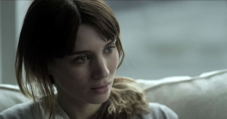 Rooney Mara in Side Effects ... I missed the first 20 min. of this movie by walking into the wrong theater. What I saw was kind of a mess though Mara was good; still deciding if I want to review it.