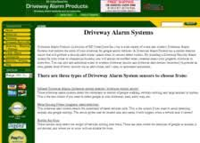 driveway alarm system is a sensor device. It capture motion of people, vehicle and animals in your home, yard or other places and aware you from any misshaping. To know more about this system click the provided link.    #drivewayalarm