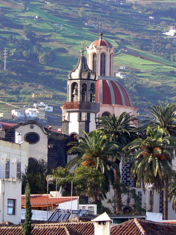 Iglesia de La Concepción. La Orotava. Tenerife. Islas Canarias.