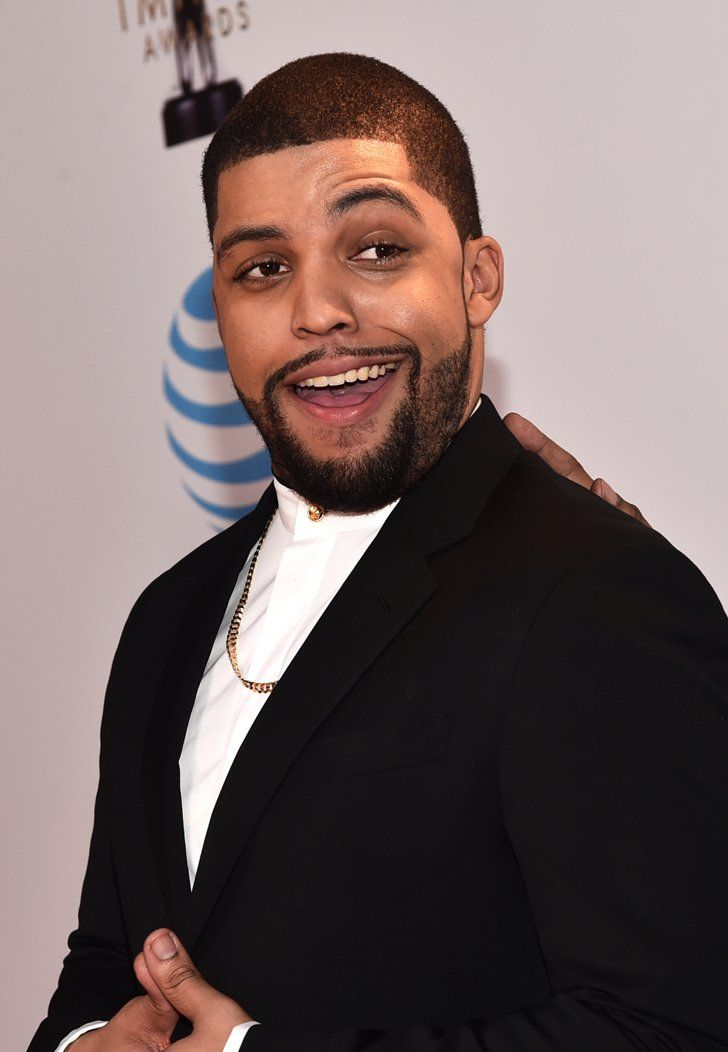 Pin for Later: See All the Hot Eye Candy From the NAACP Image Awards  Pictured: O'Shea Jackson Jr.