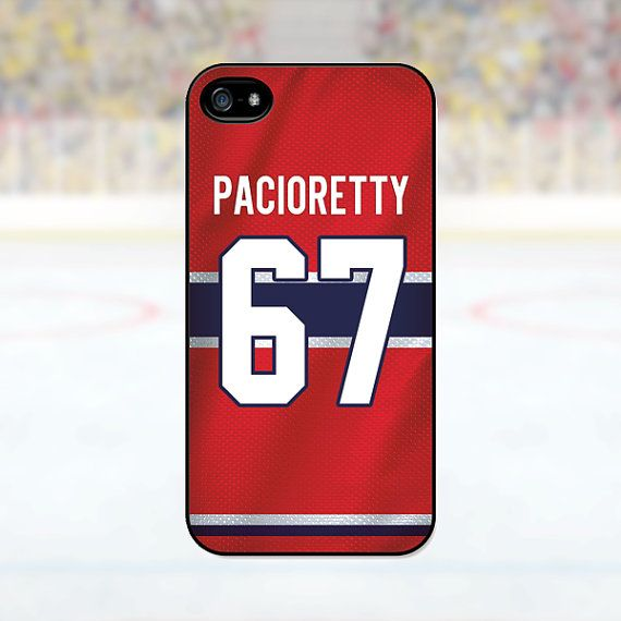 Max Pacioretty Montreal Canadiens Case iPhone 4 by PhoneJerseys, $16.99