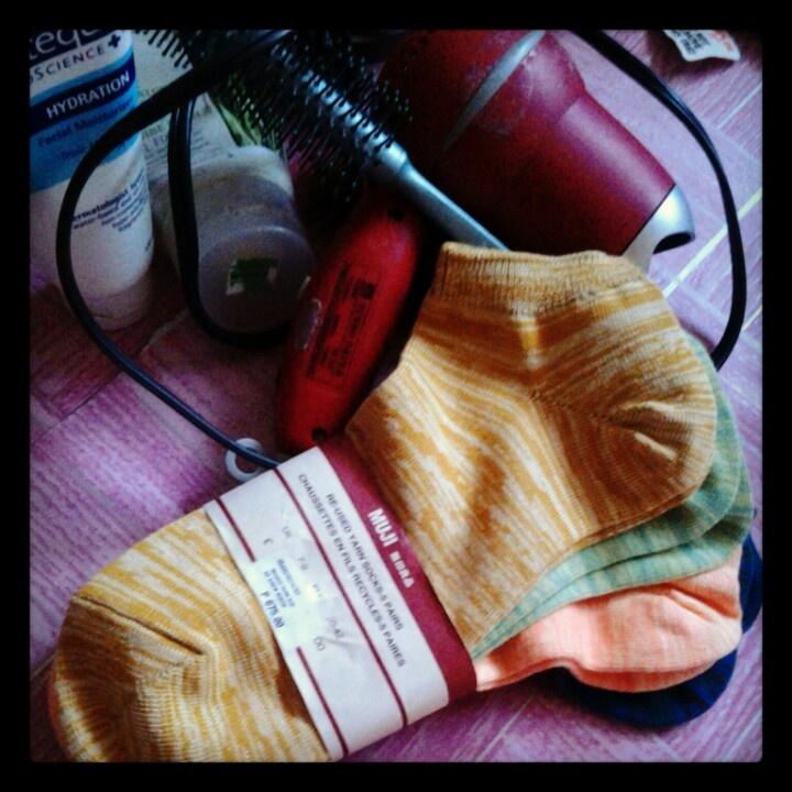 Muji Socks With Canap