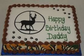 hunting cakes - Google Search                                                                                                                                                                                 More