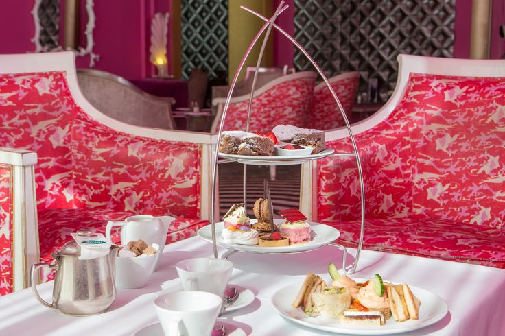 Chocolate Obsession Afternoon Tea at the g Hotel & Spa in Galway City www.theghotel.ie