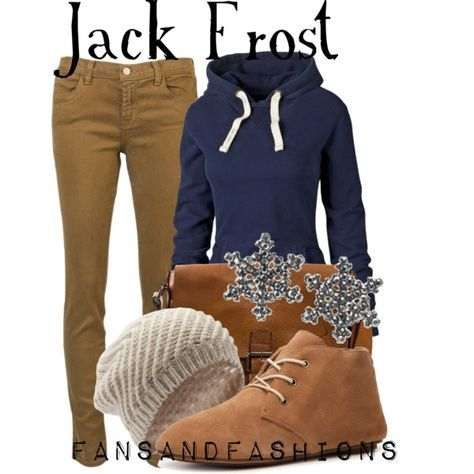 """Jack Frost"" by sunshineowlnew on Polyvore"