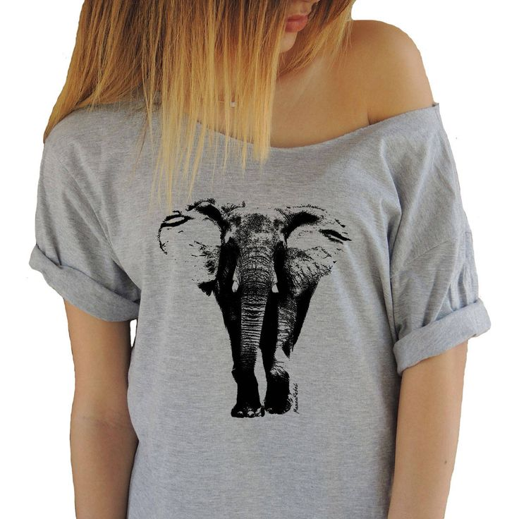 Excited to share the latest addition to my #etsy shop: Elephant T Shirt Save The Animal T shirts Save African Elephant Tee graphic T-shirt Swanky Tee Elephant Safari, Gift Idea For Animal Lovers http://etsy.me/2zuxBN0  #shirt #elephantshirt  #BeKindToElephants #elephantshirt #tee