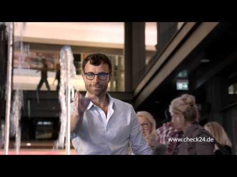 CHECK24 Magic Max Privatkredit TV-Spot.  Max hat mit dem Kreditvergleich auf CHECK24.de über 1.000 Euro gespart und fühlt sich jetzt wie Magic Max. Fühl auch du dich CHECK24!
