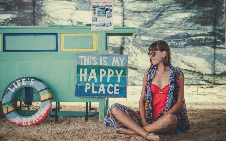 Třiadvacetiletá Američanka Sabrina Philipp žije sen mnoha z nás. Z Miami Beach se přestěhovala na Bali (kde, je, pokud ho zrovna neohrožuje...