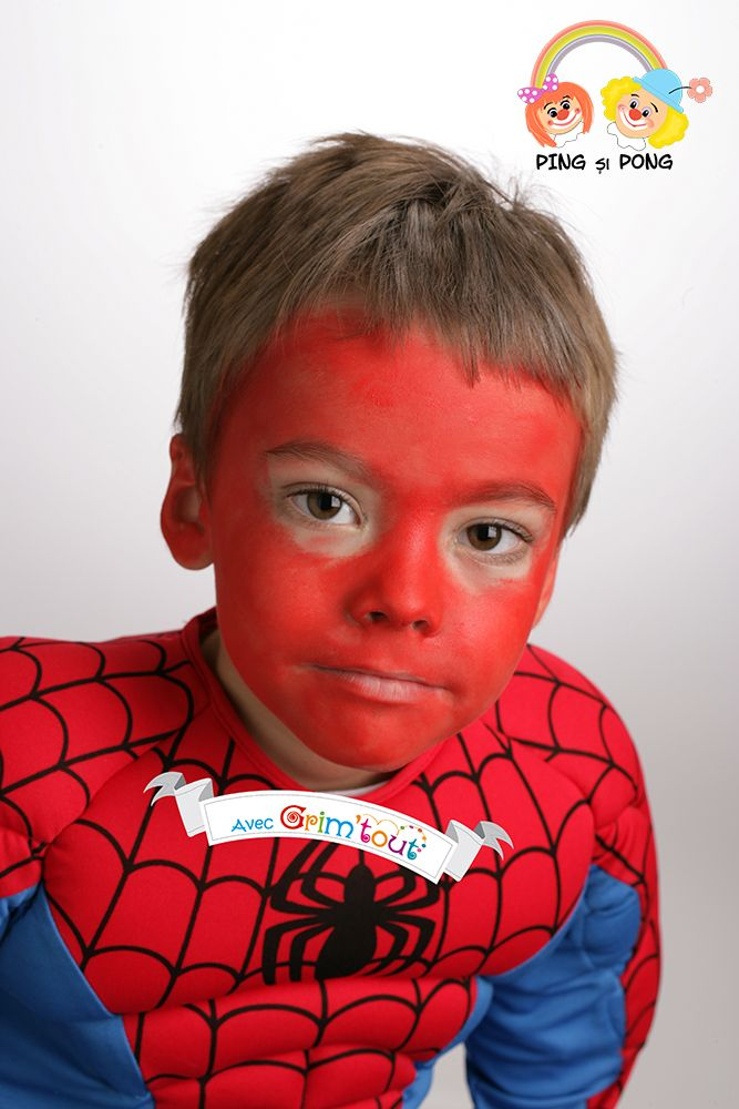 Face-painting-copii-spiderman-1