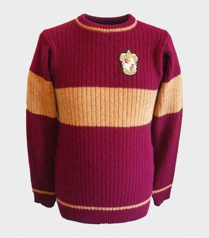 Gryffindor™ Quidditch Sweater | The Harry Potter Shop at Platform 9 3/4