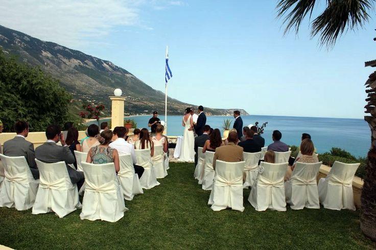 Villa Rosetta in #Kefalonia by The Bridal Consultant