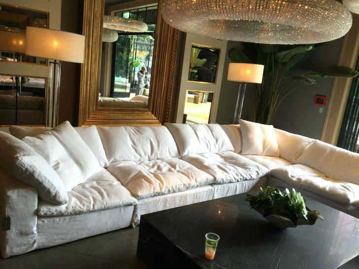 Restoration Hardware Cloud Couch Reviews Restoration Hardware