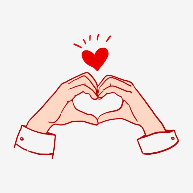 Hands Than Heart Png Free Material Hand Cartoon Hand Love Png Transparent Clipart Image And Psd File For Free Download Heart Hands Drawing Heart Illustration Drawing Reference Poses