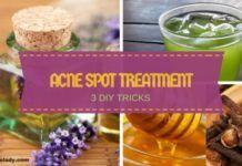 Acne Spot Treatment: 3 DIYs for an Emergency Pimple