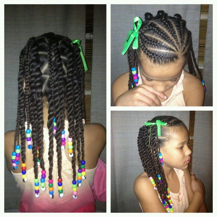 Fabulous 1000 Images About Kids Hair Amp Fashion On Pinterest Cornrows Hairstyles For Women Draintrainus
