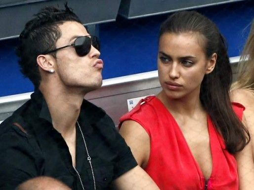 17 Best images about Cristiano Ronaldo 7 on Pinterest ... Irina Shayk And Cristiano Ronaldo 2013