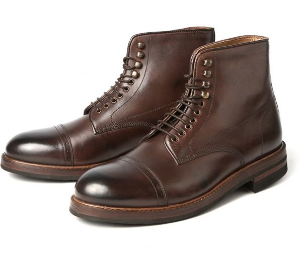 "It is said that ""the first impression is the last impression"". If you are thinking for boots online shopping, then you have landed at the right place. We have a huge range of mens boots online, from Hudson, Sanders and Sanders, Blundstone, to Red Wing boots. Whether it is fashion boots, work boots, snow boots or any other kind of mens boots, you can find them all here at AD Clothing - your ultimate destination for Mens Branded Boots."