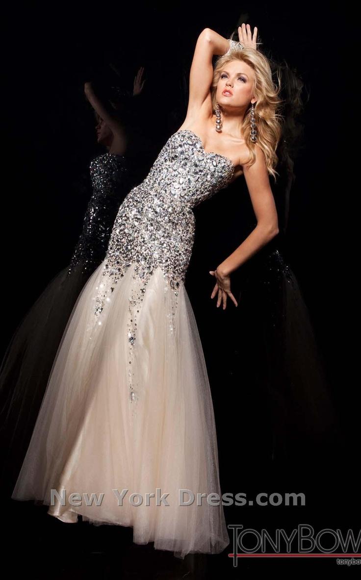 sparkly debs dresses