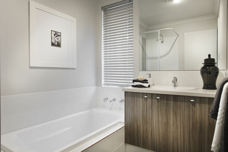 Homebuyers Centre - Capri Display Home Bathroom