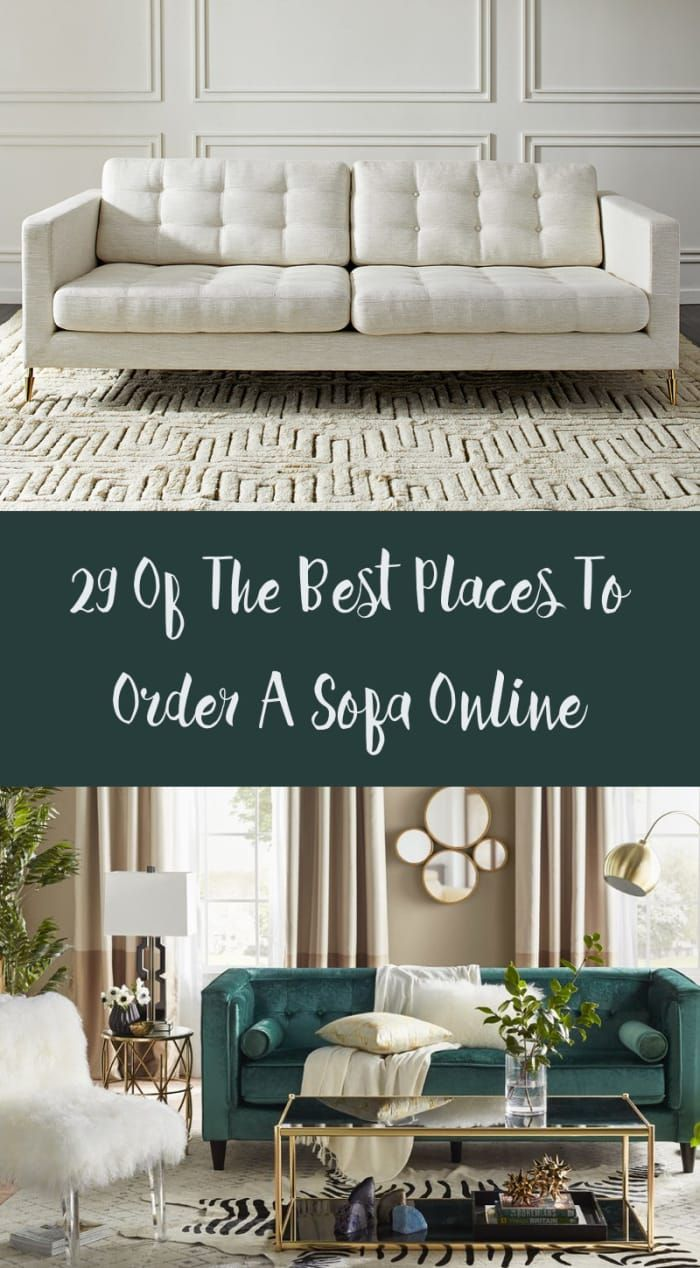 29 Of The Best Places To Buy A Sofa Online With Images Sofa