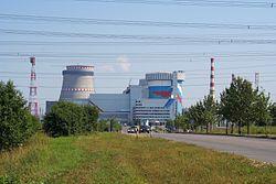 Калининская атомная электростанция (КАЭС) — атомная электростанция, расположена на севере Тверской области в 120 км от города Тверь. Расстояние до Москвы — 260 км, до Санкт-Петербурга — 320 км, ближайшая АЭС к Москве. Площадка АЭС находится на южном берегу озера Удомля и около одноимённого города. Общая площадь, занимаемая КАЭС, составляет 287,37 га.