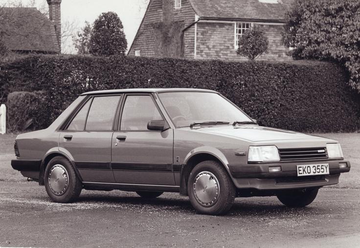 1980 - Mazda 323 Sedan