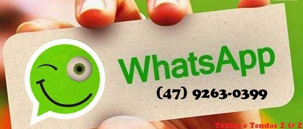 Toldos e Tendas Z & Z: WhatsApp