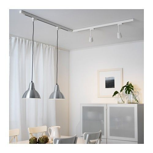 Fresh IKEA SKENINGE tracks LED lighting bination A flexible track system that makes it easy for you to customise your lighting
