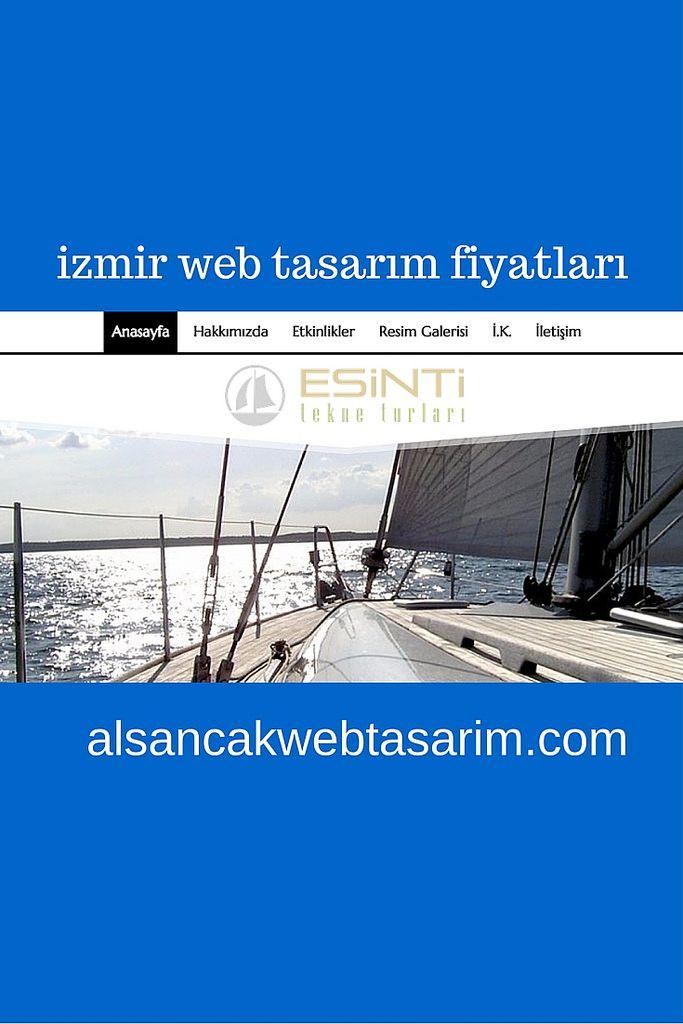 Alsancak Web Tasarım Tekne Teması