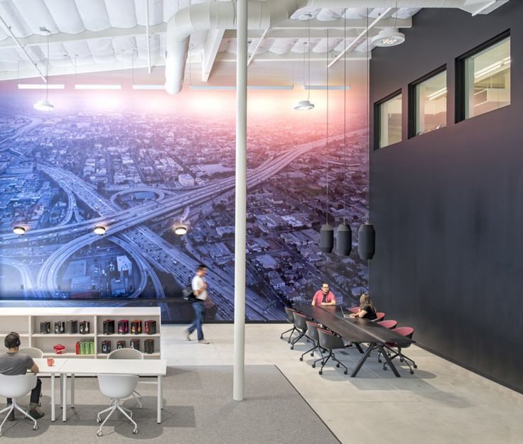 beats by dre headquarters by bestor architecture in culver city, california