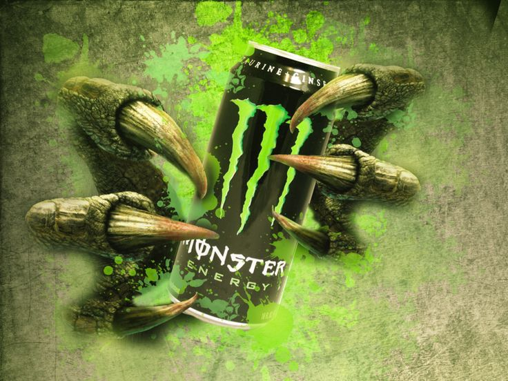 monster energy logo | ... de pantalla - Wallpapers: Foro • Ver Tema - Monster Energy Drink