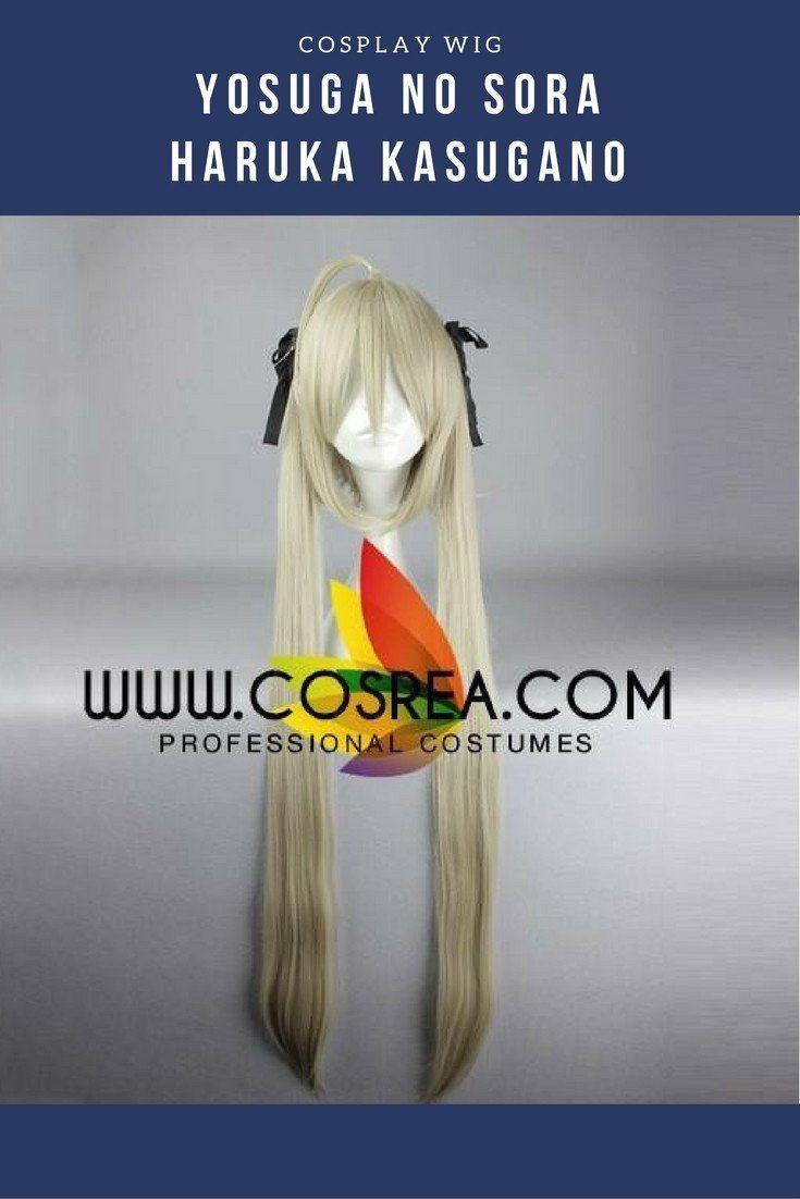 Yosuga no Sora Haruka Kasugano Cosplay Wig