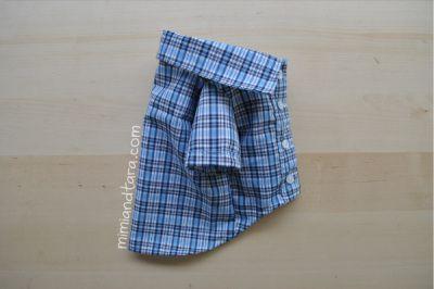 Padrões de costura camisa do cão                              …