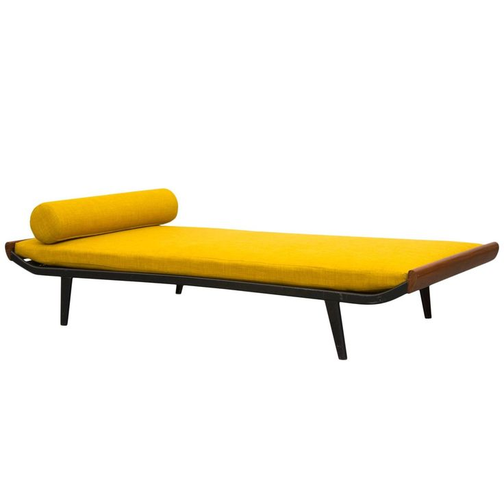 """A.R. Cordemeijer """"Cleopatra"""" Daybed for Auping 