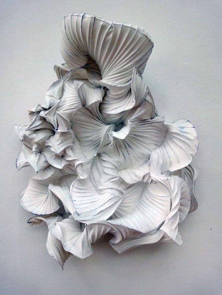Peter Gentenaar | Delft Blues | paper sculputure