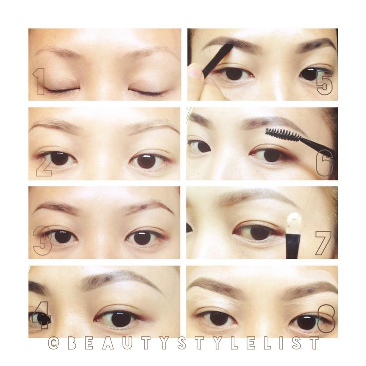 how to get nice eyebrows without waxing