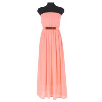rochie lunga somon