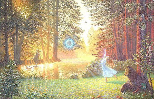 Anastasia, rodový statek, prostor lásky… Jak? Krásný příspěvek, který dorazil k nám do nakladatelství : Nakladatelství Zvonící cedry