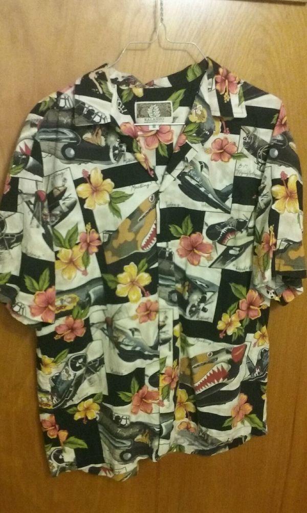 Kalaheo hawian t shirt #Unbranded #buttondown