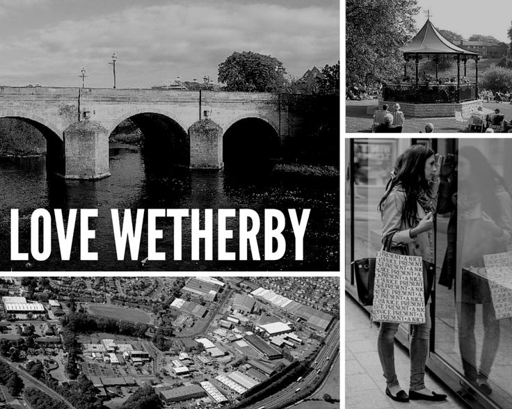 We are on a mission to find out how many people LOVE #Wetherby on Pinterest - Pin this if you do...
