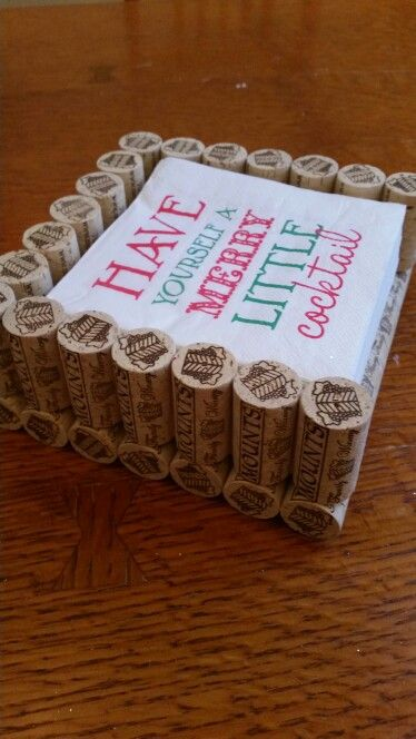 Cork napkin holder                                                                                                                                                                                 Mehr