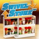 Swivel- Store: great organizational tool for seasoning or medication...I need one or two