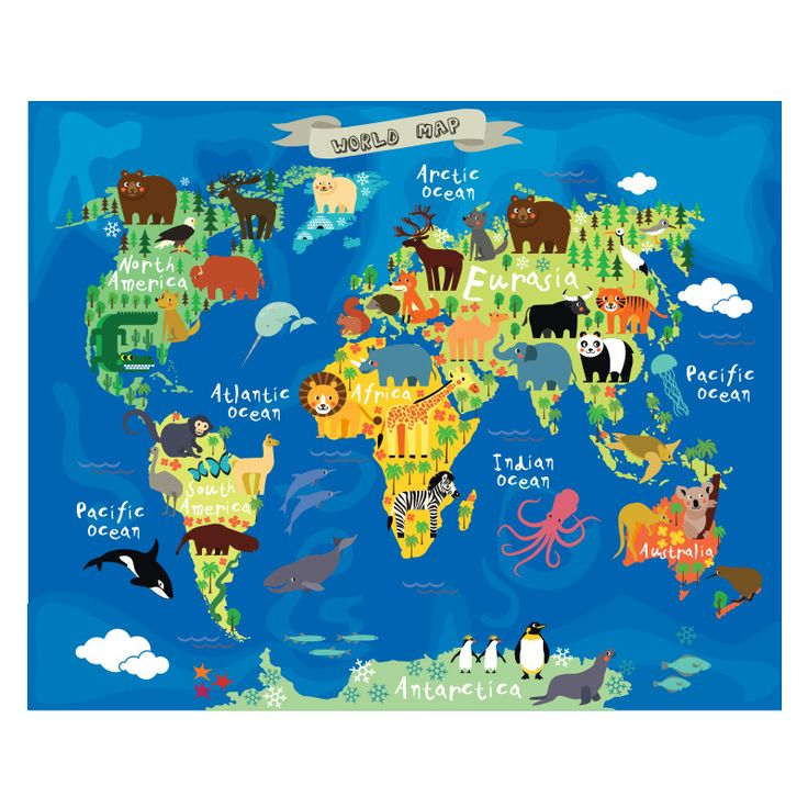 Grand Poster Mural Interesting Carte Du Monde Ancienne U