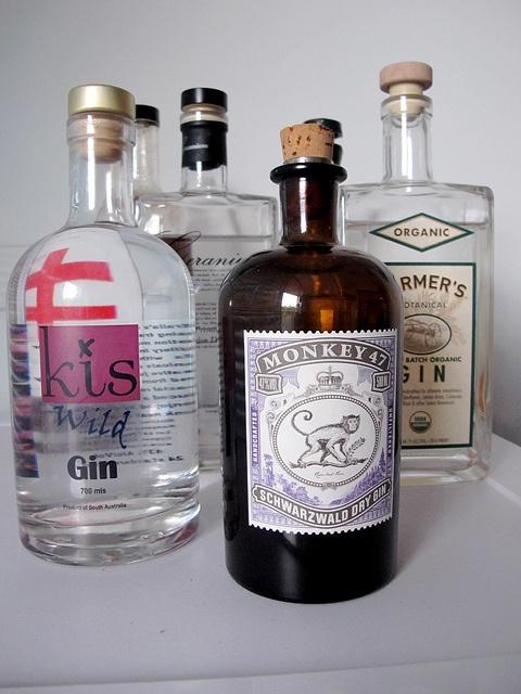 Gin. Oh Gin