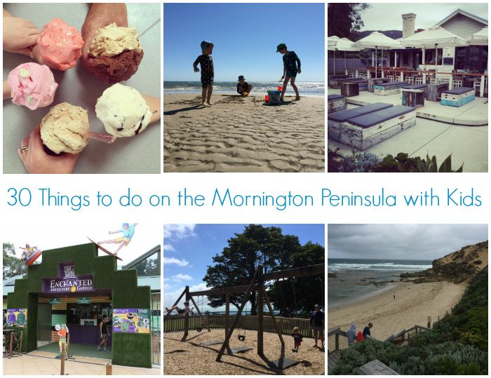 Updated December 2016 I've been holidaying on Victoria's Mornington Peninsula my whole life. As a child, we spent summers visiting our cousins in Dromana, spending most of our time in the caravan park and at Safety Beach. As a young adult, my friends and I would plan our visits around the Red Hill Market and …