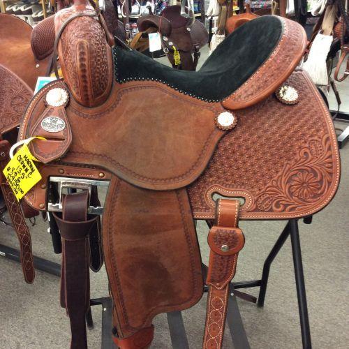 Western Saddles: Chicks Discount Saddlery