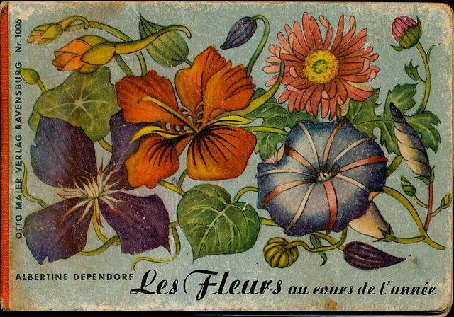 Albertine Dependorf, Les Fleurs book cover                                                                                                                                                                                 More