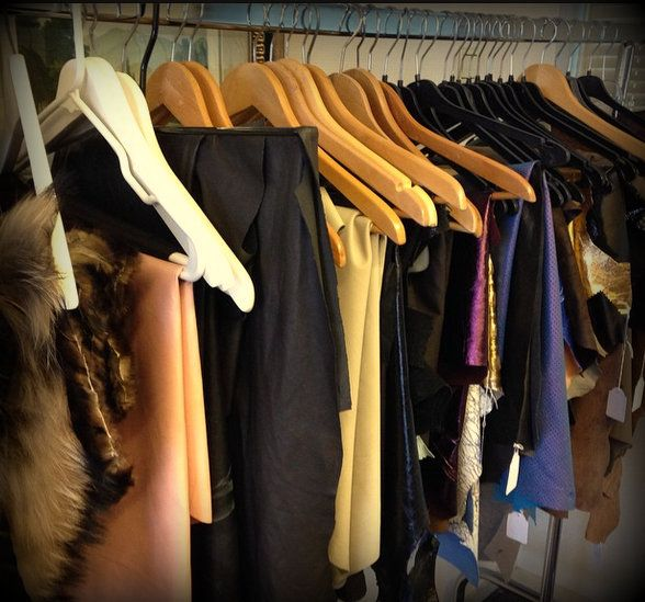 #work #clothes #collection #leather #fashion #designer #kathrynmilan