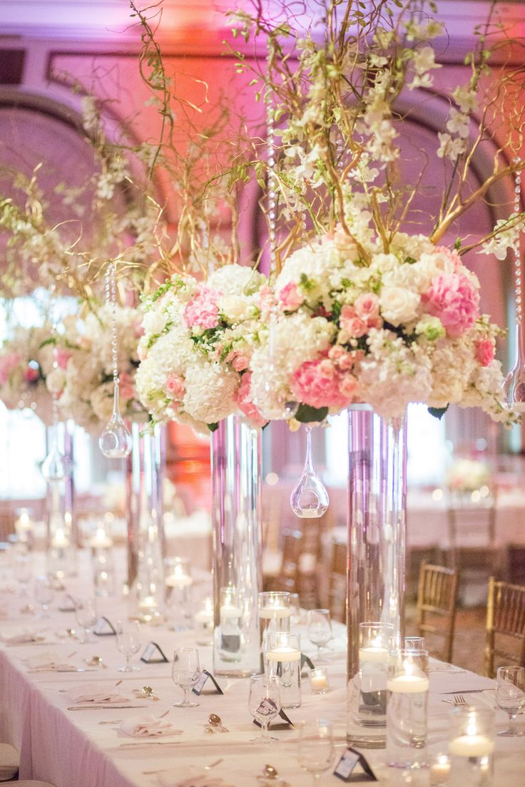 Pretty in pink dallas wedding decos d corations de for Deco s