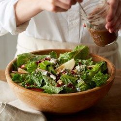 Balsamic Berry Vinaigrette Winter Salad - EatingWell.com
